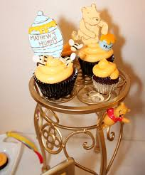 Classic Pooh Baby Shower Photo A Baby Shower Celebration Image