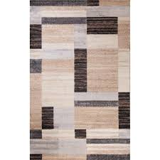 Concord Global Area Rugs Concord Global Trading Matrix Collection City Blocks 7 Ft 10 In