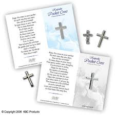 pocket crosses kbc products keepsake jewelry for any occasion