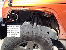 jeep fender flares jk how to install smittybilt xrc fender flares on your 2007 2016