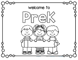 coloring pages back to theme activities for preschool and
