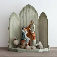the story willow tree nativity set dayspring