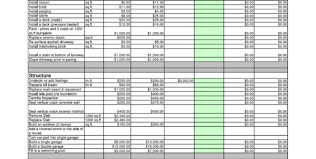 Free Construction Cost Estimate Excel Template Excel Templates For Construction Estimating Estimating Spreadsheet