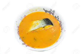 cuisine patin dishes ikan patin tempoyak stock photo picture and royalty