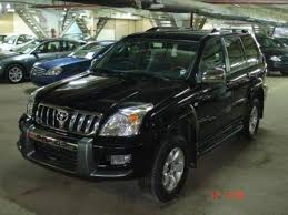 used toyota land cruiser 2008 used 2008 toyota land cruiser prado photos