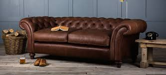 Chesterfield Sofa History Sofas Authentic Furniture