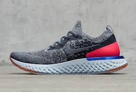 Nike React nike epic react flyknit 2018 colorways sneakerfiles