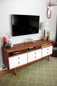 Midcentury Modern Colors Simple Mid Century Modern Tv Console U2014 All Furniture