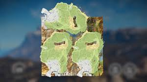 Tom Clancy S The Division Map Size Ghost Recon Wildlands U2014 Grw U0027s Map Size Comparison
