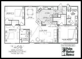 1996 palm harbor mobile home floor plan u2013 meze blog