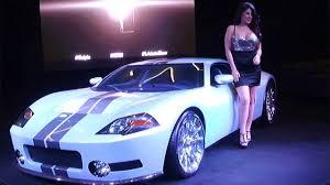 Galpin Gtr1 Brittany Brickner Gtr1 Galpin Auto La Auto Show 2013 3d