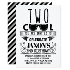 second birthday invitations u0026 announcements zazzle canada