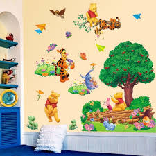 winnie the pooh giant wall stickers home decorating interior winnie the pooh giant wall stickers part 38 good aliexpress com buy