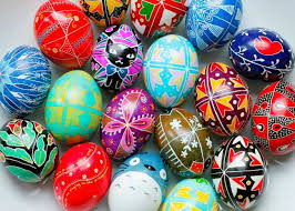 pysanky dye these ultimate dyed easter eggs change everything dish