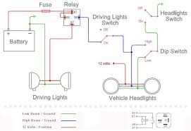 installing driving lights