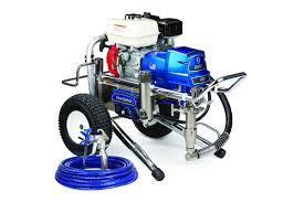 graco gmax ii 5900 gas powered airless sprayer