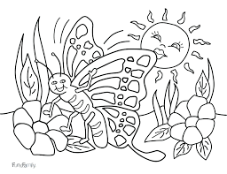 cute bee coloring pages printable spring free springbok rugby