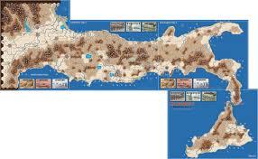 Italian Map Gmt Games No Retreat 4 The Italian Front