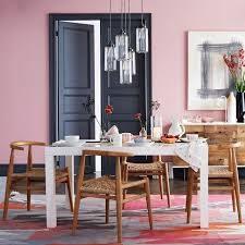 Parsons Dining Table Rectangle West Elm - West elm dining room chairs