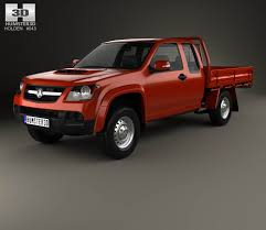 holden vz ute 2004 3d model from humster3d com price 75