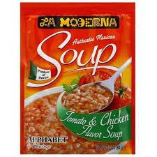 cuisine moderna la moderna tomato chicken flavor soup from vons instacart