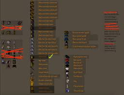 ultimate ironmen post your inventory pictures i m very curious