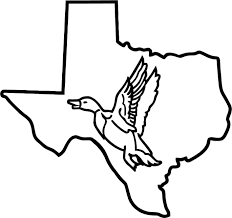 texas duck vinyl car window and laptop decal sticker u2013 decal