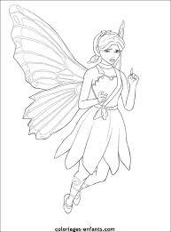 coloriage ã dessiner fã e papillon imprimer