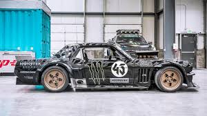 hoonigan mustang interior tg steps inside ken block u0027s office