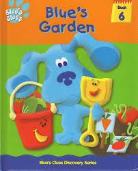 blue u0027s garden blue u0027s clues discovery series 6 emily hutta