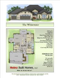 His And Her Bathroom Floor Plans Sample Home Plans Boise Custom Home Builder