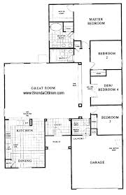 black horse ranch floor plan kb home model 2045