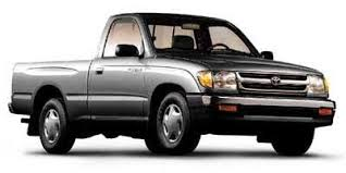 1998 toyota tacoma base 2wd 4 cyl specs and performance engine