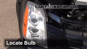 2004 cadillac srx headlight assembly headlight change 2004 2009 cadillac srx 2006 cadillac srx 3 6l v6