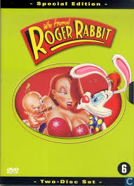 rabbit dvd who framed roger rabbit dvd catawiki
