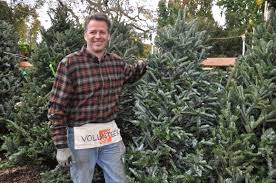 adam kerr entering his second decade selling trees at