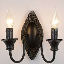 Double Light Wall Sconce Large Candle Wall Sconces Wall Sconces Candle Holders