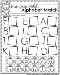 october preschool worksheets planning playtime