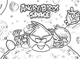 angry birds space coloring pages download free printable