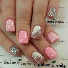 easy nail art glitter 101 easy nail art ideas and designs for beginners