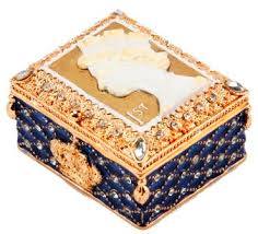 elizabeth postage st trinket box juliana treasured