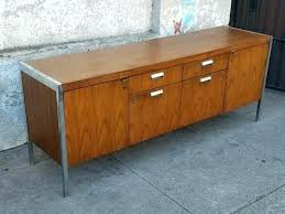 office credenza file cabinet mid century filing cabinet mid century modern credenza file cabinet