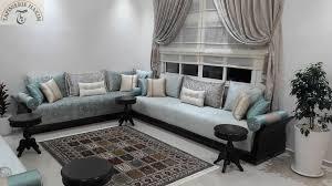 canapé marocain moderne galerie de modèles de salon marocain et plus espace deco