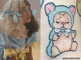 7 celebrity teddy bear tattoos steal her style