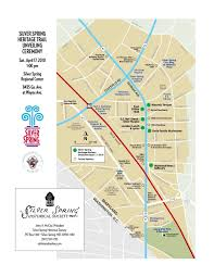 Montgomery Mall Map Silver Spring Then U0026 Again
