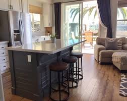 do it yourself kitchen island with seating a diy kitchen island make it yourself and save big