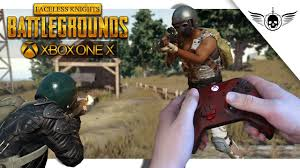 player unknown battlegrounds xbox one x review battlegrounds coming to xbox one x controller works great