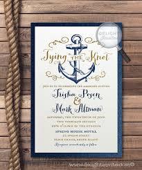 best 25 nautical wedding invitations ideas on