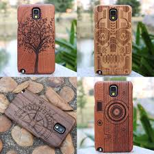 cool wood carvings click to buy for samsung galaxy note 3 cool fashion genuine
