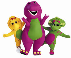 the barney story